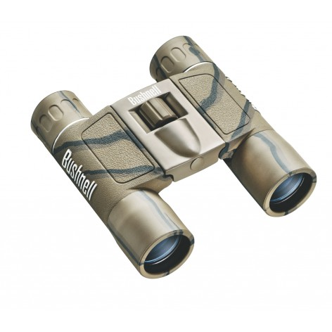 Jumelles Bushnell Powerview 10x 25 Camouflage
