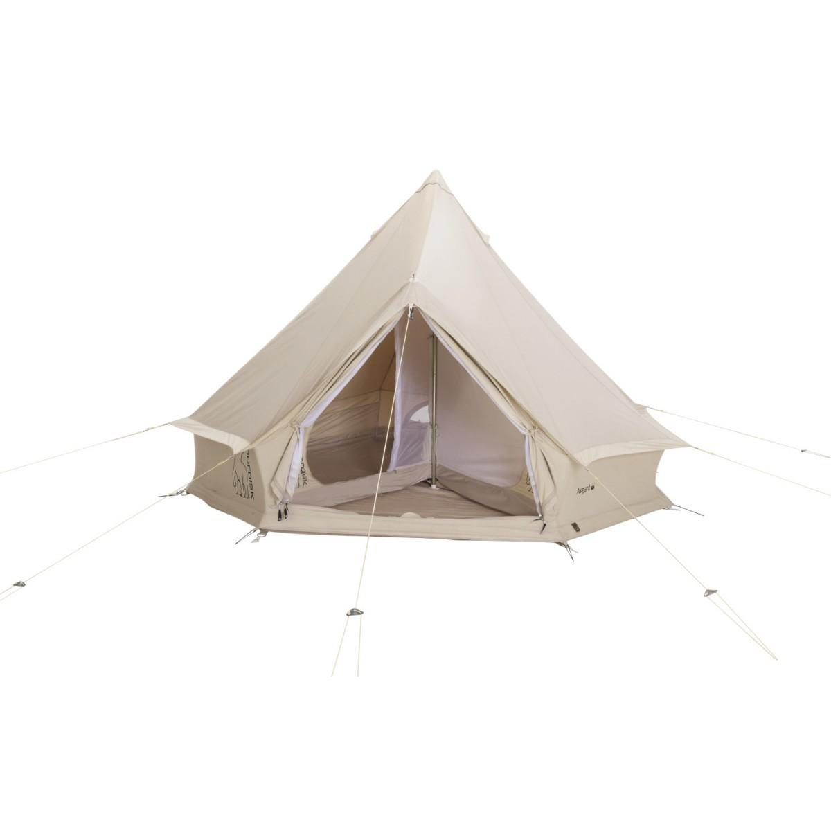 nordisk tente de groupe asgard 3 personnes tente camping bivouac. Black Bedroom Furniture Sets. Home Design Ideas