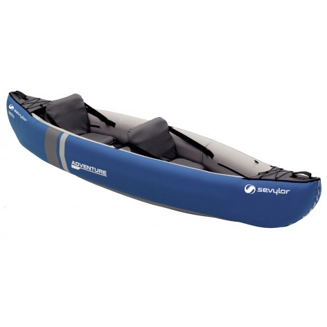 Kayak gonflable Adventure Sevylor