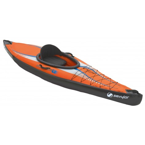Kayak gonflable Pointer K1 Sevylor