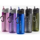 Bouteille filtre à eau Lifestraw-Go