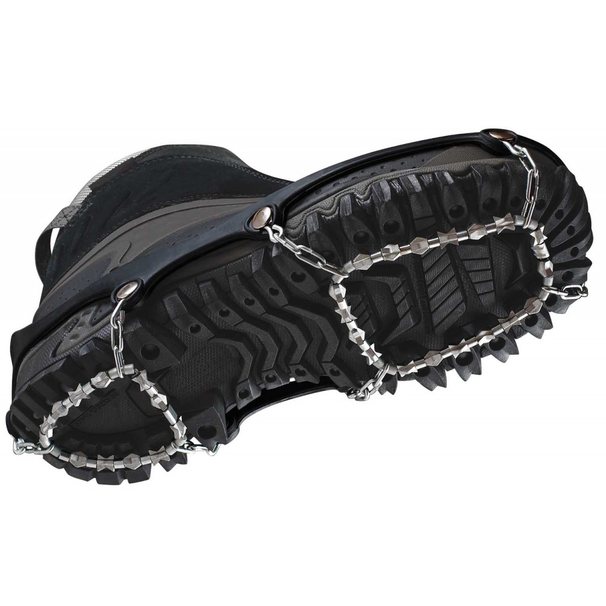 crampons chaussures anti glisse diamond grip icetrekkers s curit hiver inuka. Black Bedroom Furniture Sets. Home Design Ideas