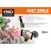 Adaptateur selfies Just Smile Bluetooth