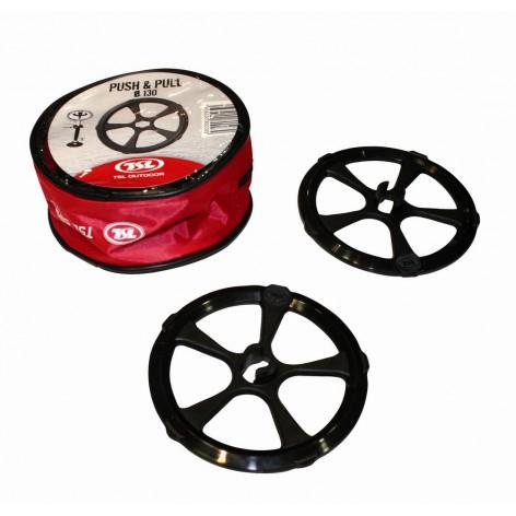 Kit rondelles Push & Pull diamètre 130mm