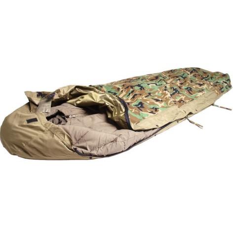 Sursac de couchage camouflage