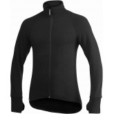 Veste Full Zip Jacket 400 Woolpower Noire