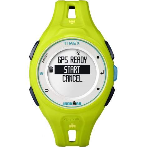 Montre G.P.S Run X20 jaune