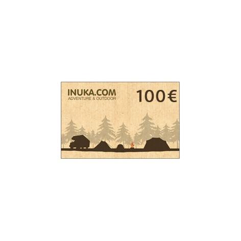 Carte cadeau 100 €
