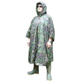 Poncho Aventure Camouflage