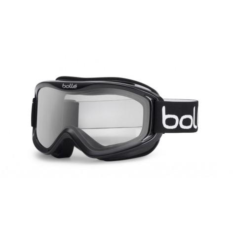 Masque de ski Mojo Shiny Black