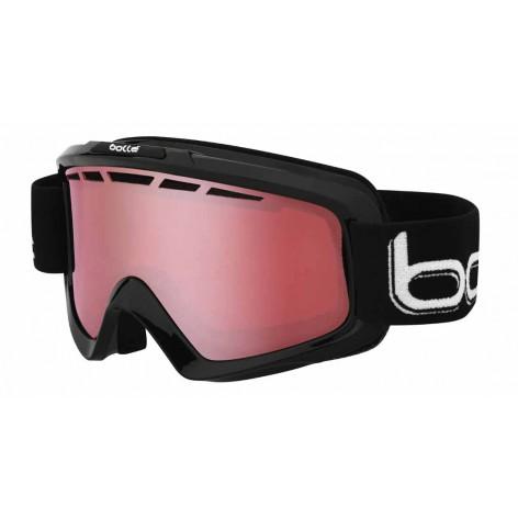 Masque de ski Nova II Shiny Black