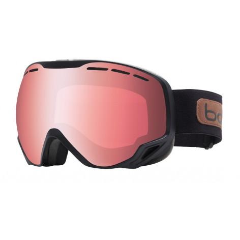 Masque de ski Emperor Matte Black