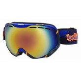 Masque de ski Emperor Blue & Orange