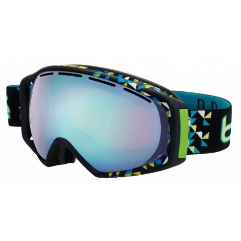 Masque de ski Gravity Black Diagonal
