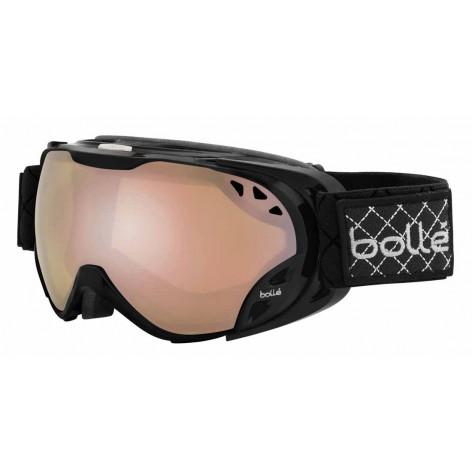 Masque de ski Duchess Shiny Black