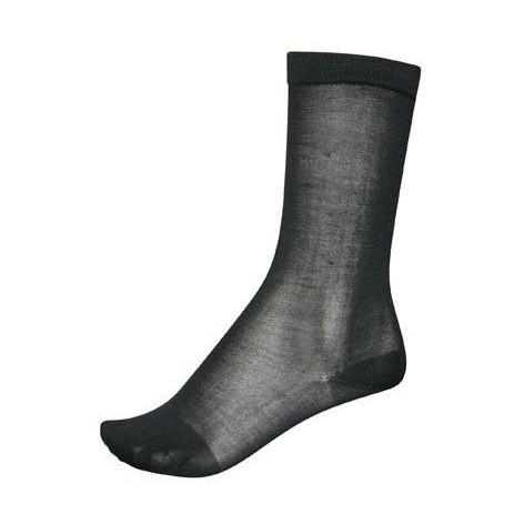 Sous-chaussettes 100% Soie