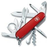 Couteau suisse rouge Explorer VICTORINOX