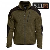 Pull Tactical Full Zip Sweater