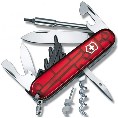 Couteau suisse Cyber Tool 29 VICTORINOX