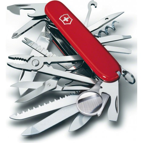 Couteau suisse Swisschamp Rouge VICTORINOX