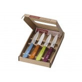 Coffret 4 couteaux Office Opinel n°112