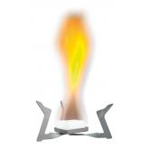 Mini-réchaud pliable titane