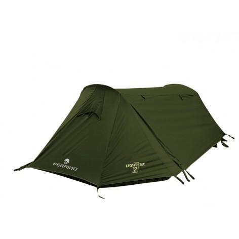 Tente Lightent 2 Vert-Olive