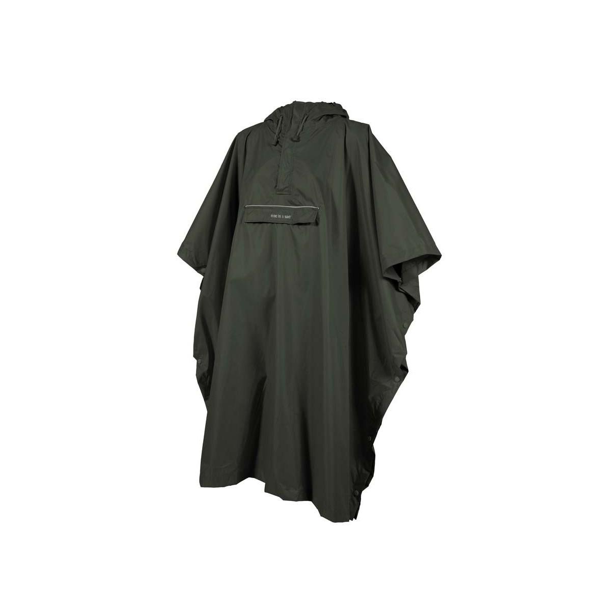 poncho de pluie de randonn e et voyage macin a sac v tements de pluie inuka. Black Bedroom Furniture Sets. Home Design Ideas