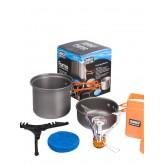 Combo Furno réchaud + casseroles 360 Degrées