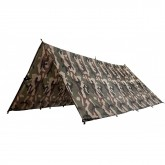 Tarp abri de survie ultra-light