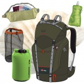 Pack portage Compostelle Homme