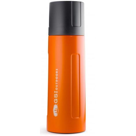 Bouteille isotherme Java 1L GSI  orange