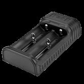 Chargeur USB batterie Li-ion pour lampe torche Fénix