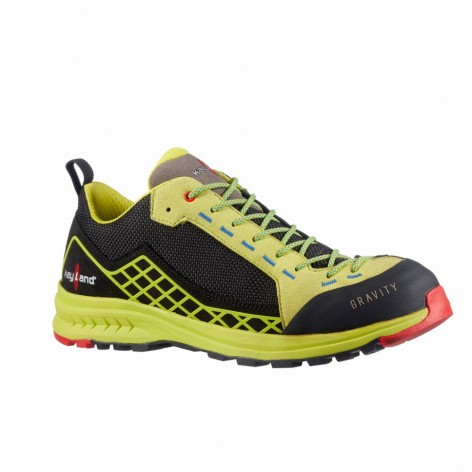 Chaussures d'approche Kayland Gravity Black Lime