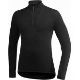 Tee shirt col roulé Zip Turtleneck 400 WOOLPOWER