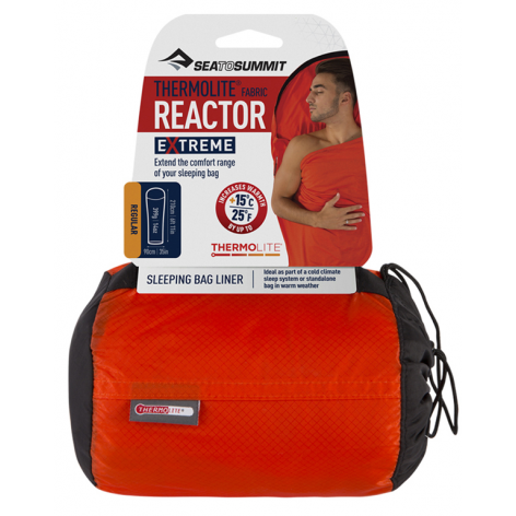 Drap de sac Reactor Extreme Sea to Summit