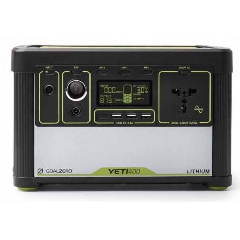 Batterie Yeti 400 lithium Goal Zero