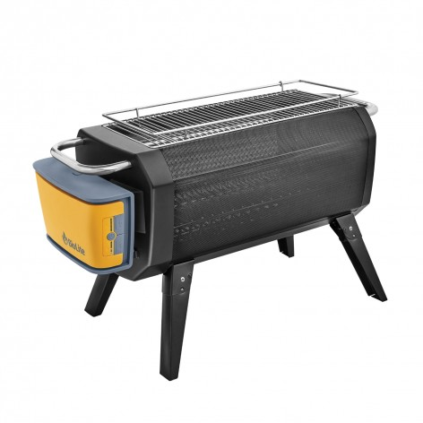 Réchaud barbecue Firepit Biolite