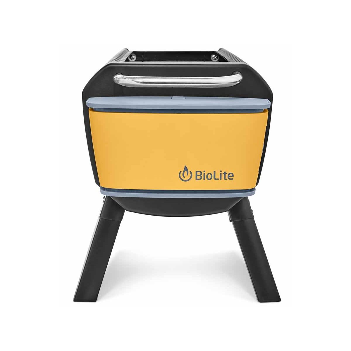 biolite - barbecue firepit - feu et bbq - inuka