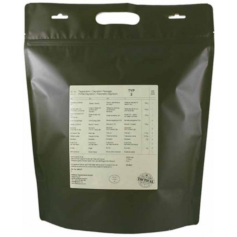 Day Ration Pack Tactical Line Typ 2