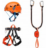 Kit Via Ferrata Evolution de Climbing Technologie