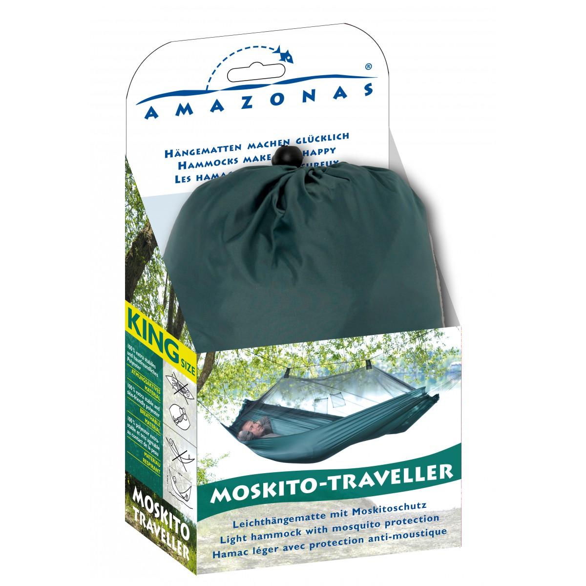 De Hamac Moustiquaire Moskito Hamacs Amazonas Traveller Bivouac DH29WeYEI