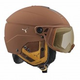 Casque Element Visor Matt Brown