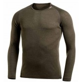 Tee shirt manches longues Crewneck Lite WOOLPOWER