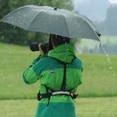 Porte parapluie mains libres