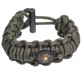 Kit de survie Paracord Survival Band