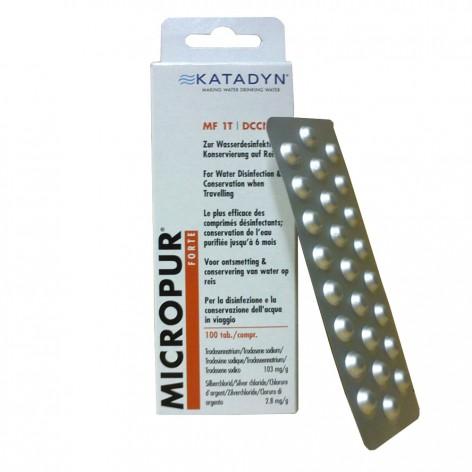 KATADYN Micropur Forte MF DCCNA 1T