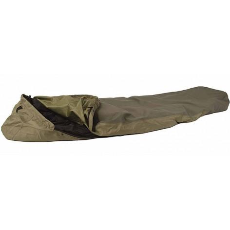 Sur-sac de couchage imperméable respirant olive