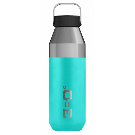 Bouteille isotherme 750ml inox 360 blue