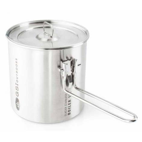 Popote bouilloire de bivouac 1,1 litre GSI